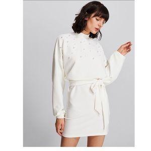 Dresses & Skirts - Pearl Embellished Dress